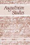 Augustinian Studies