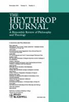 Heythrop Journal