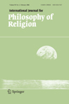 International Journal of Philosophy of Religion