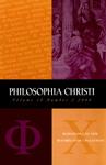 Philosophia Christi